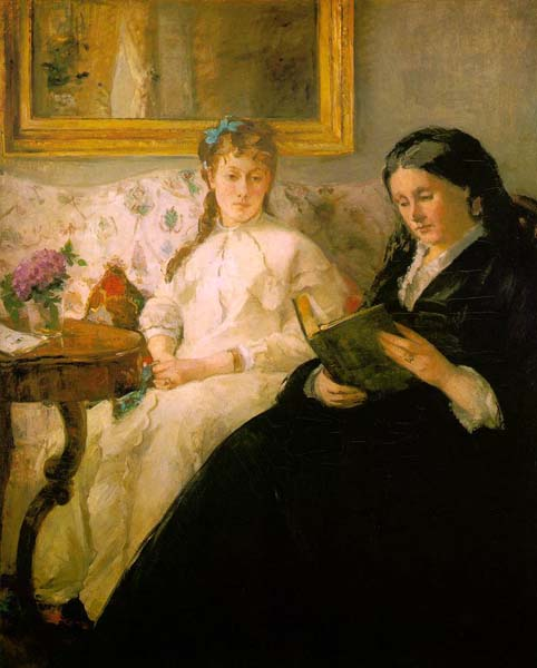 Mother and Sister of the Artist