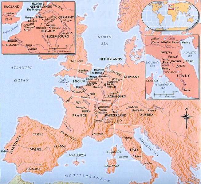 Renaissance map of europe Index of /