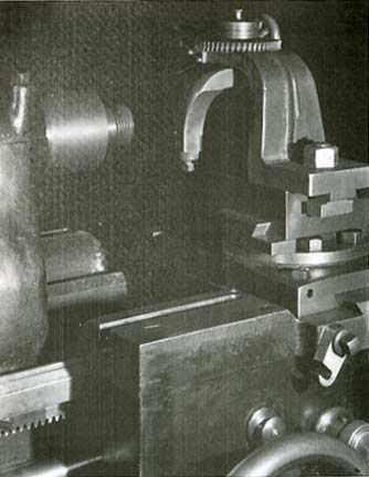 The Lathe